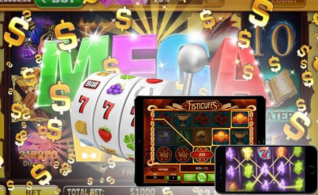 Slot Online Permainan Judi Paling Mudah dan Menguntungkan