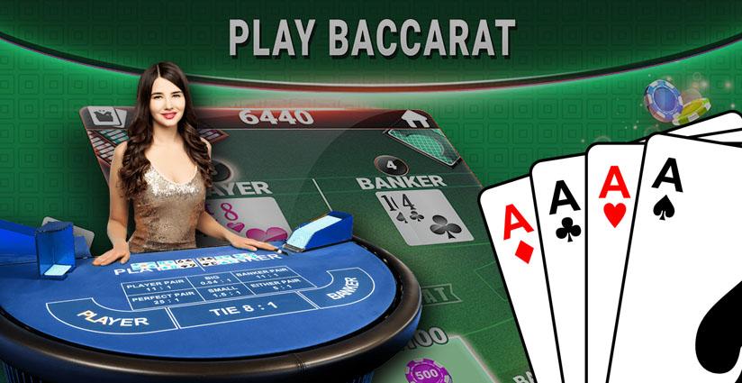 Menangkan Baccarat Online dengan Strategi Jitu Berikut!